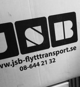 Flyttkartongskul 1: Se upp för transporten! Vilken t-t-transport?