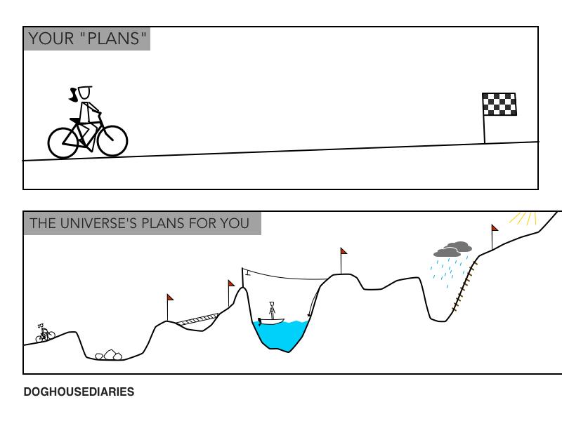 plans vs reality